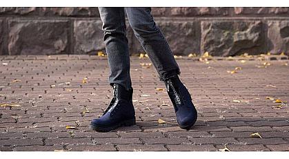 Как выбрать зимнюю обувь, чтобы ноги были в тепле